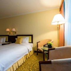 Отель China Mayors Plaza 4* Улучшенный номер с 2 отдельными кроватями
