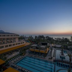 Отель Crystal Kemer Deluxe Resort And Spa Кемер фото 2