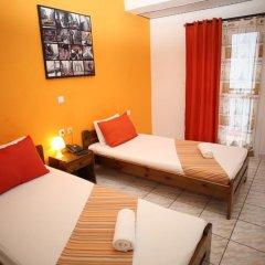 Отель Happy Days Studios Студия с различными типами кроватей фото 3