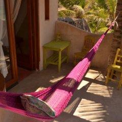 Отель Posada del Sol Tulum 3* Улучшенный номер с различными типами кроватей фото 2