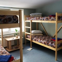 Hostel Centre Кровать в общем номере фото 9