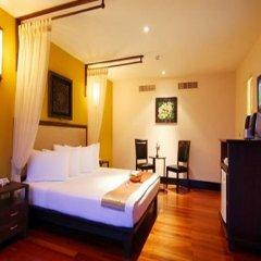 Отель Andaman White Beach Resort 4* Стандартный номер с различными типами кроватей фото 2