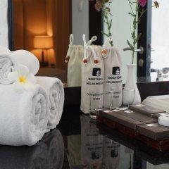 Отель Boutique Hoi An Resort 4* Номер Делюкс с различными типами кроватей фото 9