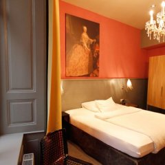 Отель Saint SHERMIN bed, breakfast & champagne Австрия, Вена - отзывы, цены и фото номеров - забронировать отель Saint SHERMIN bed, breakfast & champagne онлайн комната для гостей фото 5