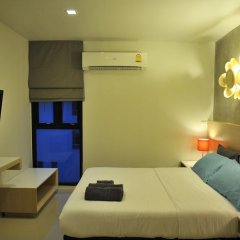 Lu Lu Hotel Улучшенный номер с различными типами кроватей фото 7