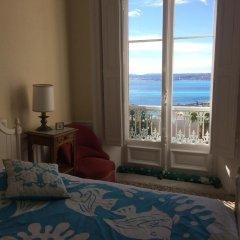 Отель Villa Vermorel Франция, Ницца - отзывы, цены и фото номеров - забронировать отель Villa Vermorel онлайн комната для гостей фото 3