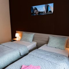 Хостел Европа Стандартный номер с различными типами кроватей фото 9