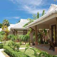 Отель Adarin Beach Resort 3* Бунгало Делюкс с различными типами кроватей фото 12