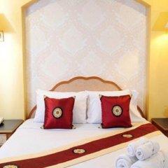 Отель Chaleena Princess Бангкок комната для гостей фото 5