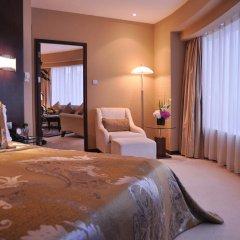 Shanghai Grand Trustel Purple Mountain Hotel 5* Представительский люкс с различными типами кроватей