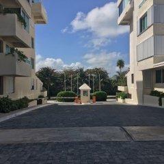 Отель Cancun Condo Rent парковка