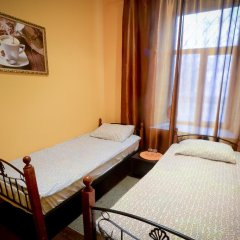Мини-Отель Славянка Номер категории Эконом с 2 отдельными кроватями фото 4