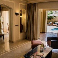 Отель Jaz Makadi Star & Spa 5* Президентский люкс с различными типами кроватей фото 4