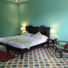 Отель Ikaki Niwas 3* Стандартный номер с различными типами кроватей фото 4