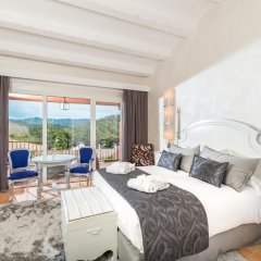 Sallés Hotel Mas Tapiolas 4* Стандартный номер с двуспальной кроватью фото 22