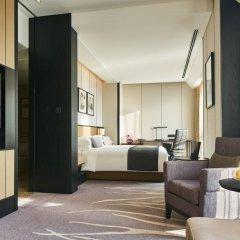 Отель InterContinental Shanghai Hongqiao NECC Улучшенный номер с двуспальной кроватью фото 3