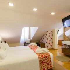 Hotel Borges Chiado 3* Стандартный семейный номер с двуспальной кроватью фото 2