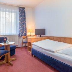 CVJM Hotel am Wollmarkt 2* Стандартный номер с различными типами кроватей фото 3