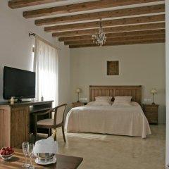 Отель Es Trull de Can Palau Стандартный номер с различными типами кроватей