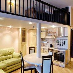 Апартаменты на Бронной Студия разные типы кроватей фото 7