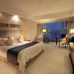 KB Hotel Qingyuan 5* Номер Делюкс с различными типами кроватей