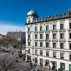 Design Hotel Stadt Rosenheim 3* Номер Эконом разные типы кроватей