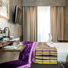 Отель Vaticano Julia Luxury Rooms 3* Номер Делюкс с различными типами кроватей фото 8