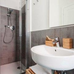 Отель Canonica Apartments Италия, Болонья - отзывы, цены и фото номеров - забронировать отель Canonica Apartments онлайн ванная фото 2