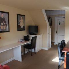 Отель De Kastanjehof 3* Люкс повышенной комфортности с различными типами кроватей фото 3