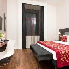 Отель Palazzo Zichy 4* Улучшенный номер с различными типами кроватей фото 14