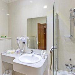 Отель Amman International 4* Представительский люкс с различными типами кроватей фото 9