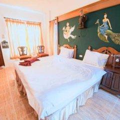 Отель Lanta Palace Resort And Beach Club 3* Бунгало с различными типами кроватей фото 5