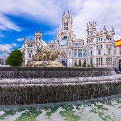 Отель Gran Via Suites The Palmer House Испания, Мадрид - отзывы, цены и фото номеров - забронировать отель Gran Via Suites The Palmer House онлайн приотельная территория