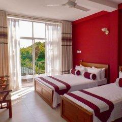 Отель Villa Baywatch Rumassala 3* Номер Делюкс с различными типами кроватей