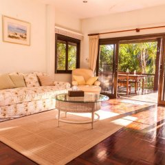 Отель Coco Palm Beach Resort 3* Вилла с различными типами кроватей фото 46