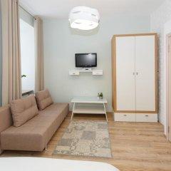 Бассейная Апарт Отель Студия с разными типами кроватей фото 34
