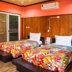 Отель Koh Tao Garden Resort 2* Номер Делюкс с 2 отдельными кроватями фото 7