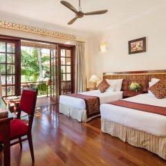 Отель Sunny Beach Resort and Spa 4* Номер Делюкс с различными типами кроватей фото 10