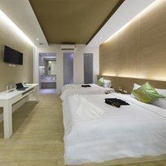 Отель Hamilton Grand Residence 3* Представительский люкс с различными типами кроватей фото 13