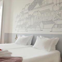 Отель Lisbon Check-In Guesthouse 3* Стандартный номер с двуспальной кроватью (общая ванная комната) фото 13