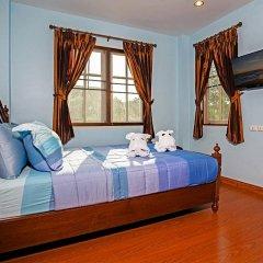 Отель Jomtien Summertime Villa B - 3 Bedroom комната для гостей фото 2