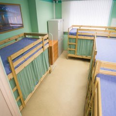 Like Hostel Кровать в мужском общем номере двухъярусные кровати фото 2