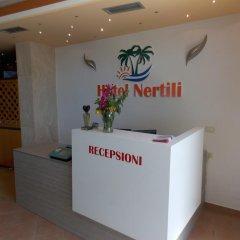 Hotel Nertili интерьер отеля