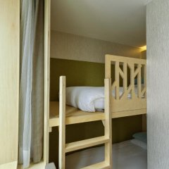 aFIRST Hotel Myeongdong 3* Стандартный семейный номер с двуспальной кроватью фото 3