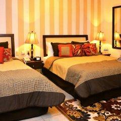 Отель Posada Mariposa Boutique 4* Номер Делюкс фото 14
