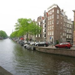 Отель Sir Nico Guest House Нидерланды, Амстердам - отзывы, цены и фото номеров - забронировать отель Sir Nico Guest House онлайн приотельная территория фото 2