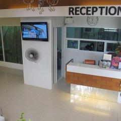 Отель Phuket Jula Place интерьер отеля