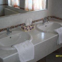 Отель Wellness Pension Rainbow ванная