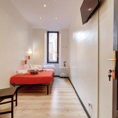 Отель Ad Hoc B&B Стандартный номер с различными типами кроватей фото 16