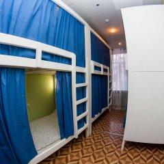 Laguna Hostel Кровать в женском общем номере с двухъярусной кроватью фото 10